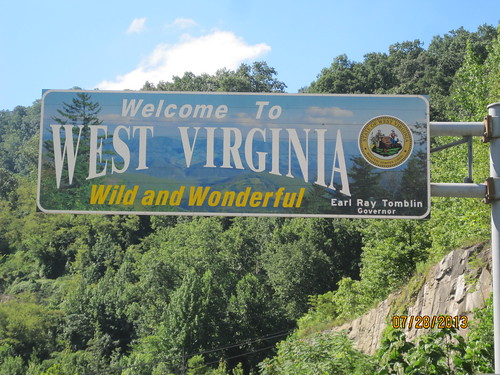 Welcome to West Virginia | by Happy Ramblers