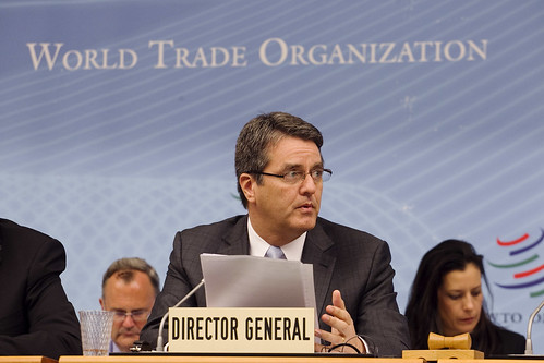 Inauguration of Brazil room /General Council meeting & press conference | by World Trade Organization