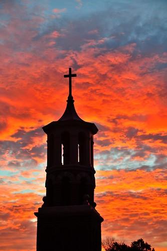 ohio church sunrise westerville stpaulcatholicchurch