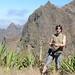 Kapverdské hory, ostrov Santo Antão, foto: Helena Kočmídová