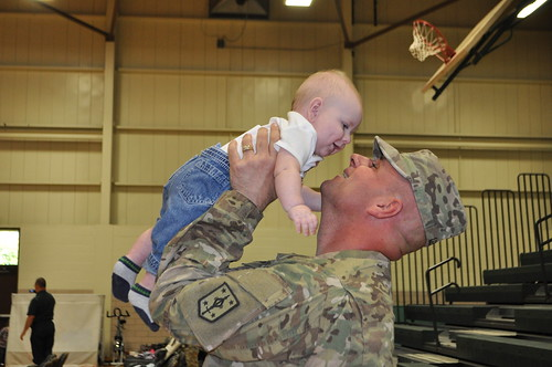 Welcome home | by The U.S. Army
