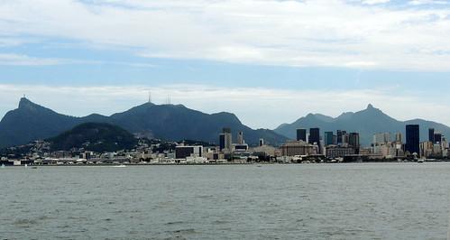 Rio de Janeiro: vista Panorâmica.