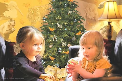 Wishing Everyone a Very Merry Christmas.. | by Georgie Sharp