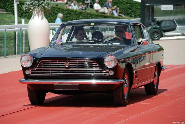 1966 FIAT coupé 2300 Abarth