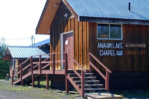 Anahim Lake Chapel, Anahim Lake, Chilcotin, BC
