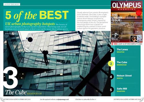 Olympus Magazine - February 2014