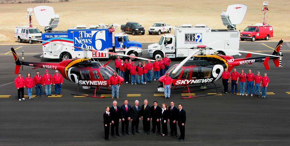 SKYNEWS9 KWTV HELICOPTER SKYNEWS6 WEATHER | TELEVISION / TV