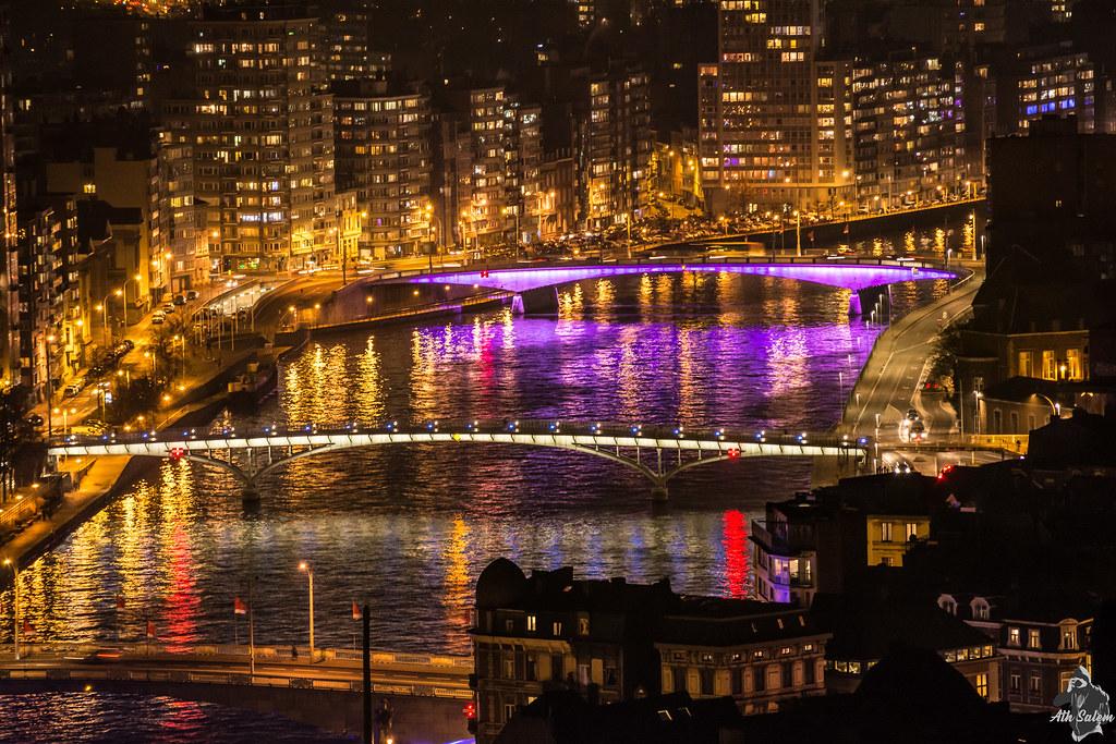 Les couleurs de Liège déteignent sur La Meuse