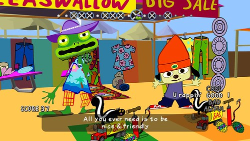 parappa2   by PlayStation Europe