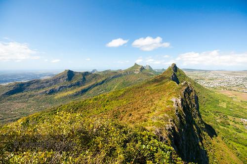 hiking junctionpeak mauritius landscape moka mountain mokadistrict mu