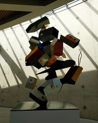 Auke de Vries in Museum Beelden aan Zee (2)