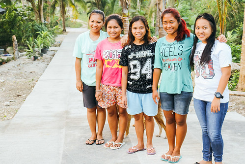 New access road improves efficiency and sales at Cebu, Philippines farmland; 'She Has Hope' program beneficiary case study | by Peace Gospel