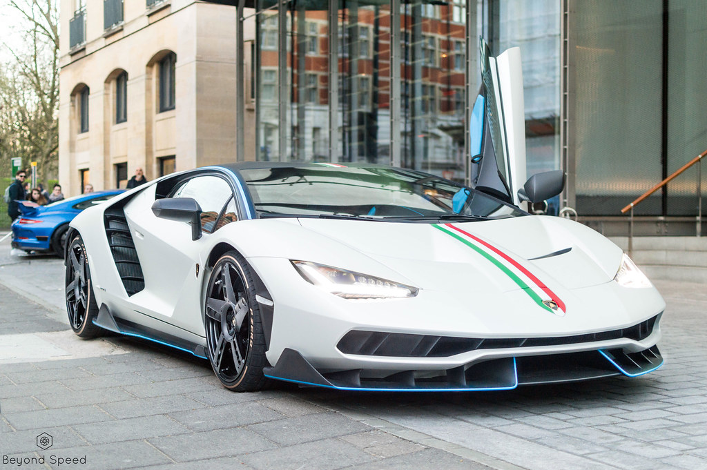 Lp770 4 Lamborghini Centenario In An Incredible Configurat Flickr