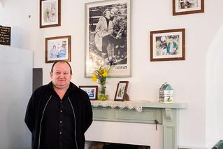Dennis Fussel, The Wrinkled Stocking Tearoom
