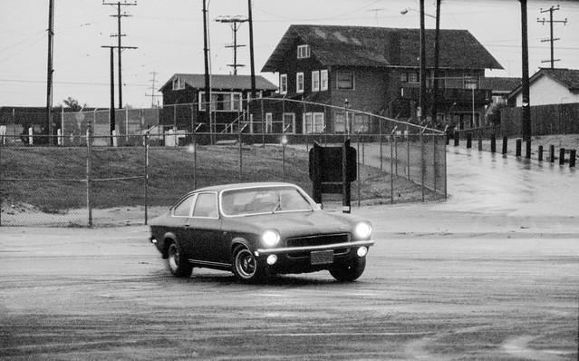 Seal Beach 1973 - Honing Driving Skills