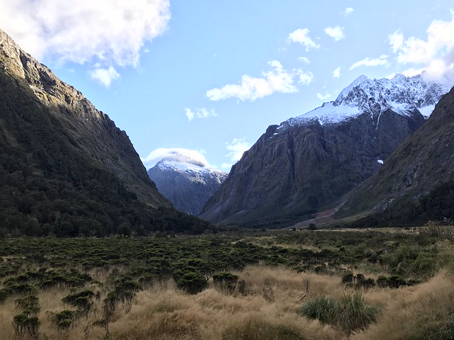 Fjordland National Park, NZ