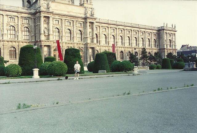 VIENNA , HOFBURG PALACE