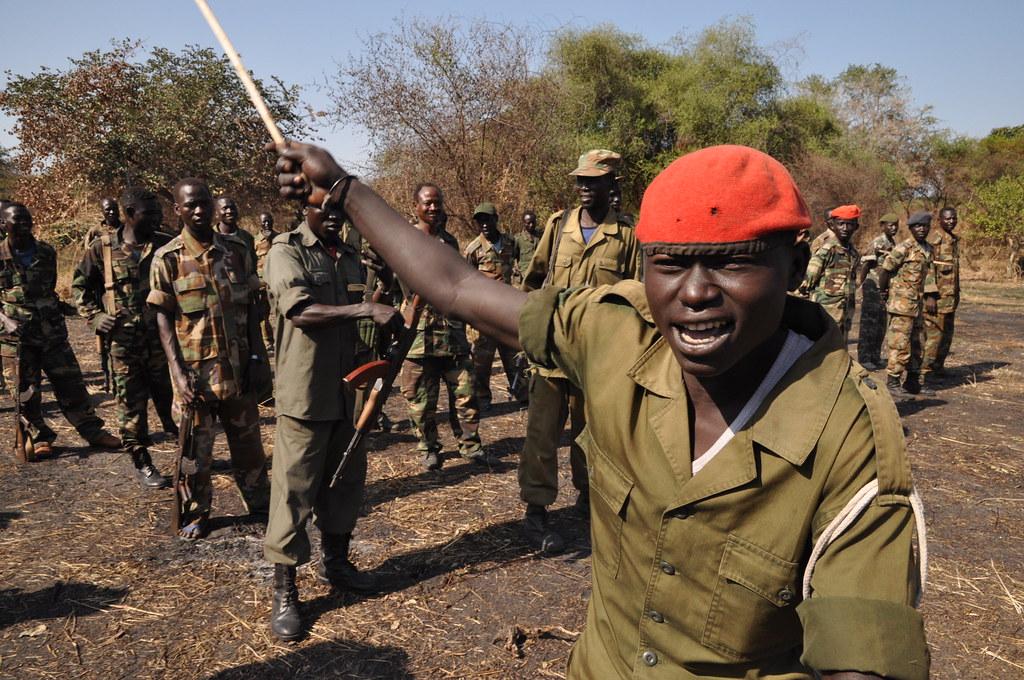 Sudan's Spreading Conflict (II): War in Blue Nile