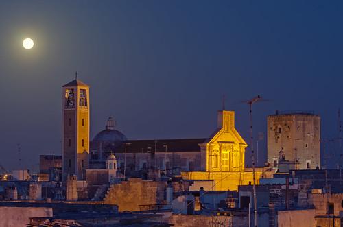Leverano e la luna   by sciroff