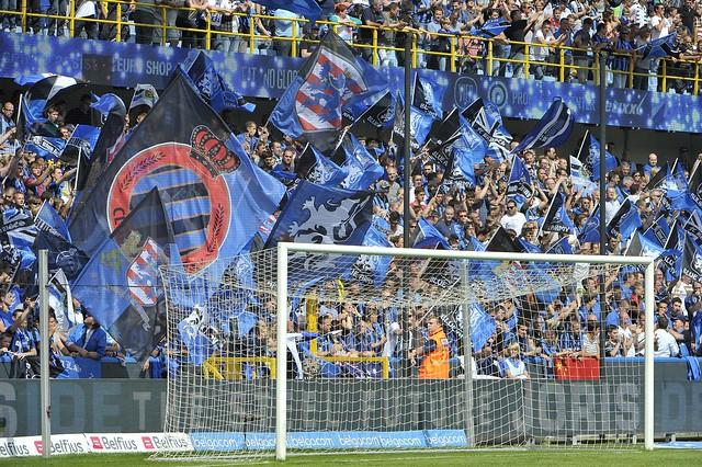 Club Brugge - AA Gent (25 augustus 2013)