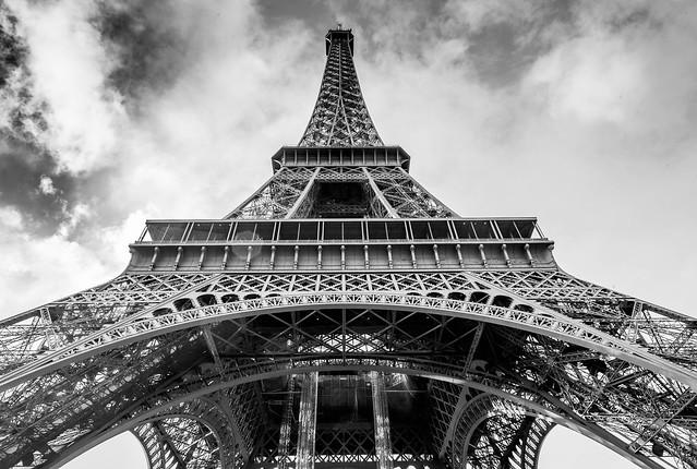 Tour Eiffel, Paris (WATE) Explored 25 octobre