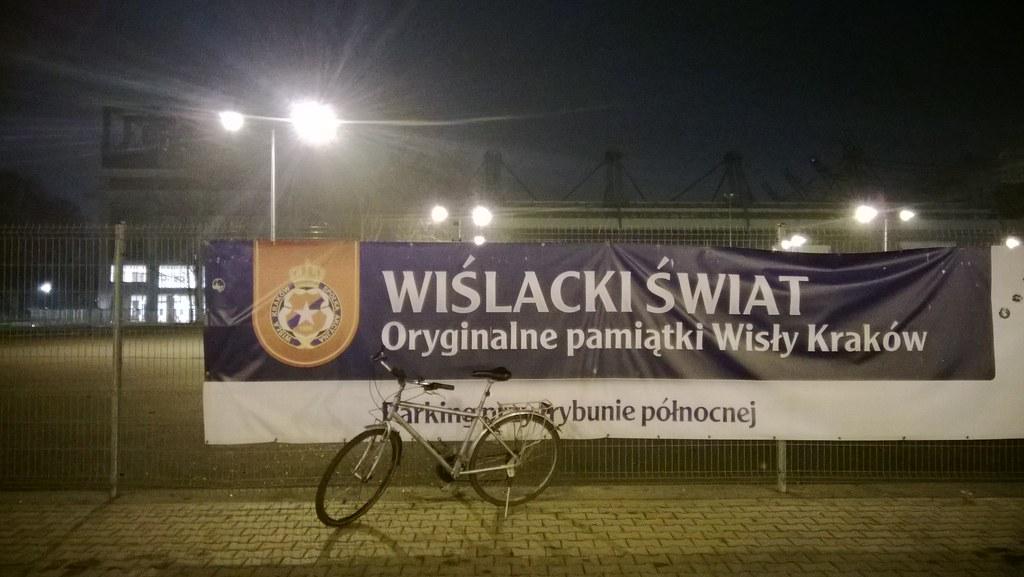 Wisla Krakow | Stadion Miejski w Krakowie | StevenRittey ...