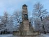 Výhledy – pomník Jindřicha Šimona Baara, foto: Petr Nejedlý