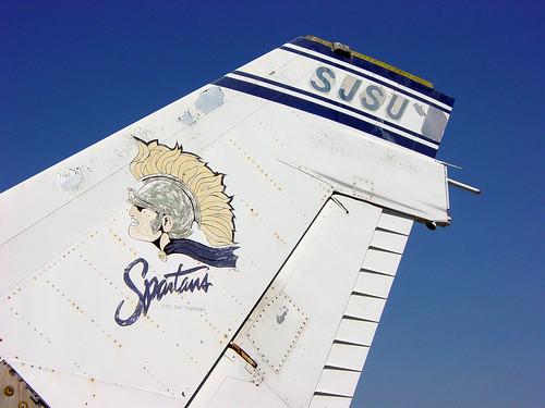 SJSU F-100C Disassembly