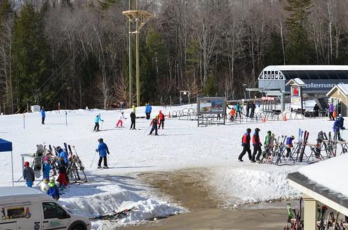 winter snow skiing okemo 2014 march2014