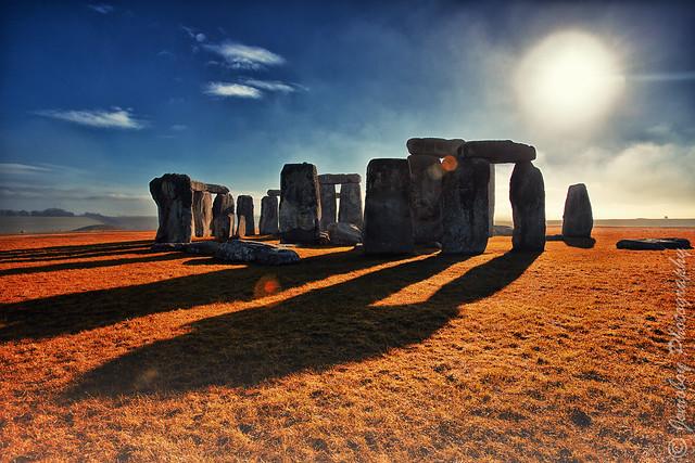 0114 Abstract Stonehenge