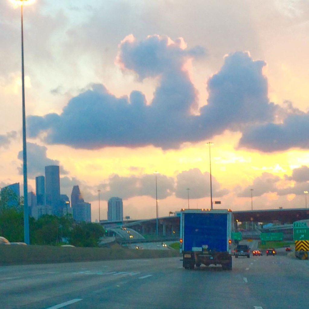 Hello Houston Passing Through At Sunset Almost To San A Flickr Book your next greyhound bus from houston, texas to san antonio, texas. flickr