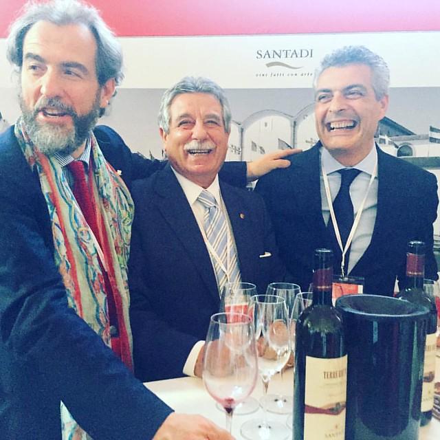 #operawine #trombelli #enologotrombelli #enologomeopatico #raffaelecani #winenews #winespectator #top100 #cantinasantadi #terrebrune #carignano #sulcis #sardegna #vinitaly #cantinadisantadi