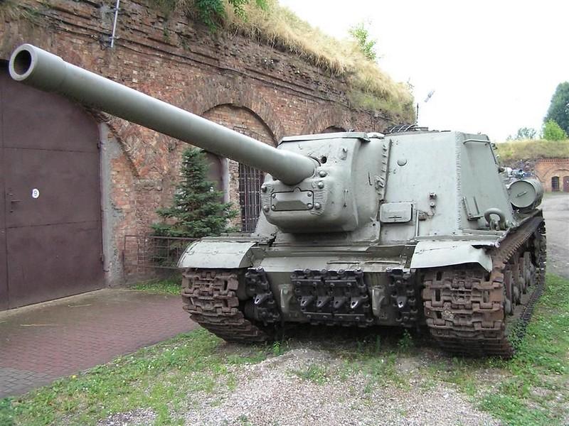 ISU-122 4