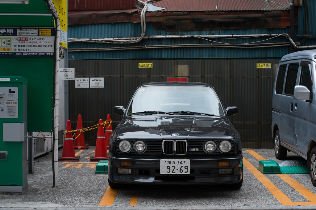 BMW M3 2013/06/11 DSCF5009