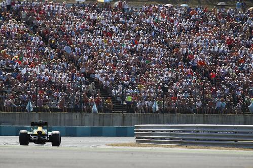 2013 Hungarian Grand Prix - Sunday | by CaterhamF1