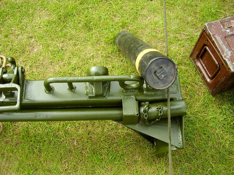British 6pdr Anti Tank Gun (4)