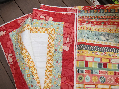 Smitten Quilt WIP | by Everyday Fray