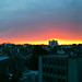 Sunset in Brussels