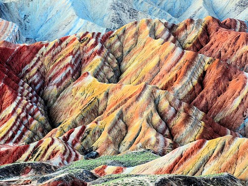 Zhangye Danxia, China | by epheterson