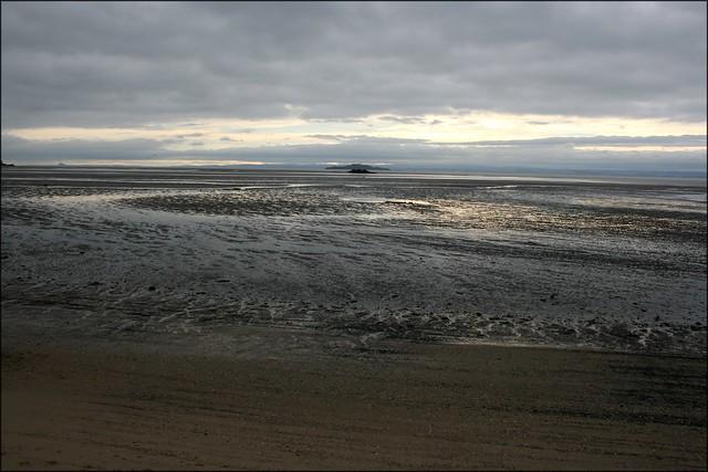 The beach at Burntisland