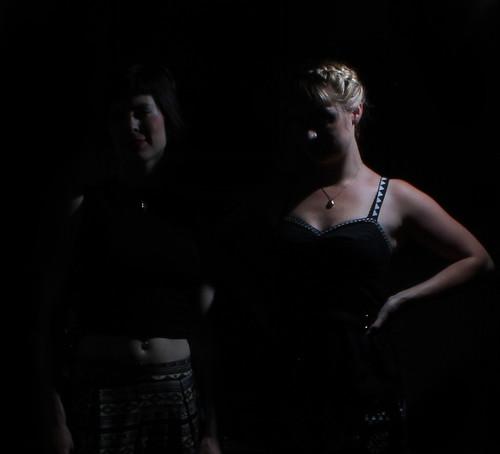 Dana & Ange in Brooklyn | by Oshy Parasol