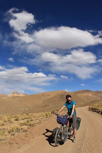 Cloud gazing in Sud Lipez | by Pikes On Bikes