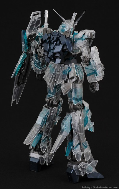 MG Clear Full Armor Unicorn - Snap Fit 12