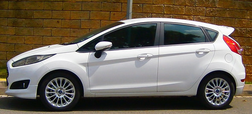 2013 Ford Fiesta Sport 1.5L Photo