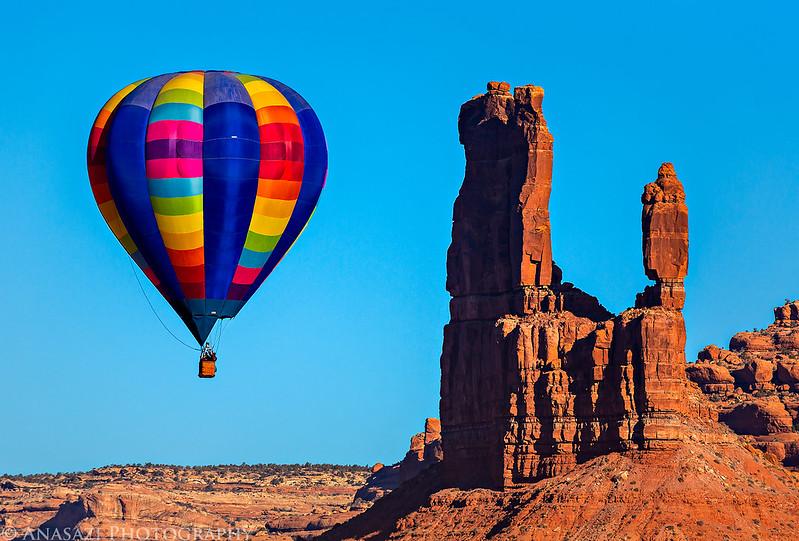 Balloon & Rock