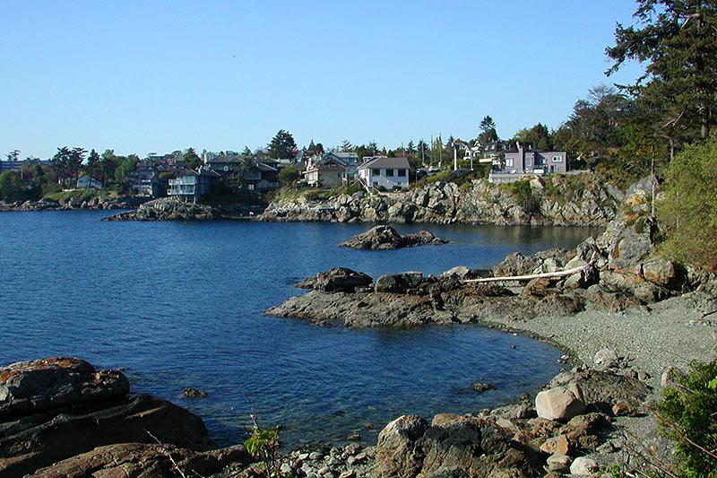Saxe Point, Esquimalt, Victoria, Vancouver Island, British Columbia, Canada