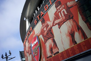 Arsenal - Emirates Stadium | by p_a_h