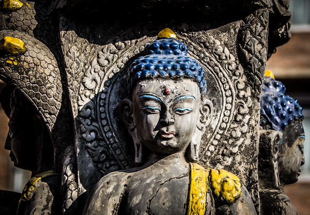 Statue - Kathmandu