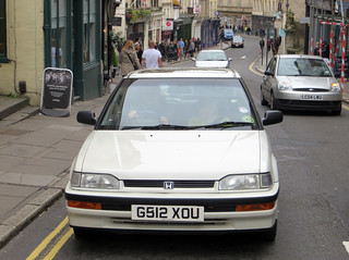 1990 Honda Concerto 1.6 EX auto | by Spottedlaurel