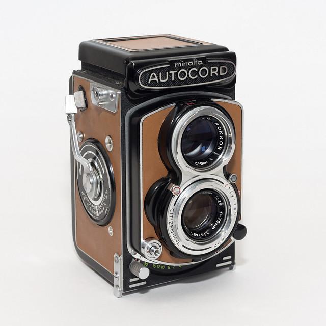 Minolta Autocord - Model I
